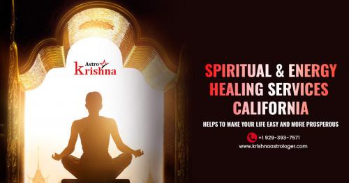 Spiritual Healer in California Krishnaastrologer.com